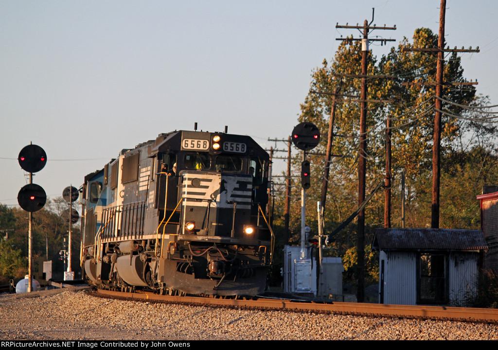 NS 6568/NS 234