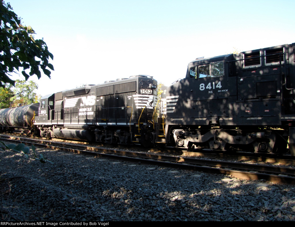 NS 8414 and 3013