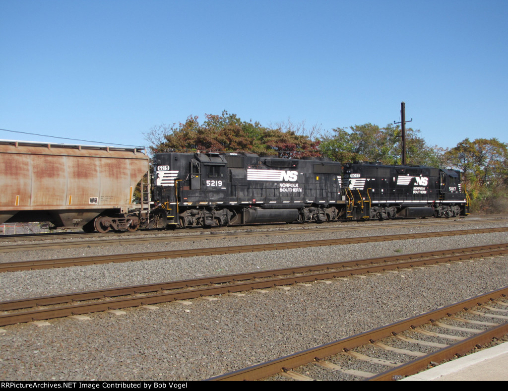 NS 5219 and 5017