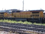 UP 9280 - note NS Lease sticker -