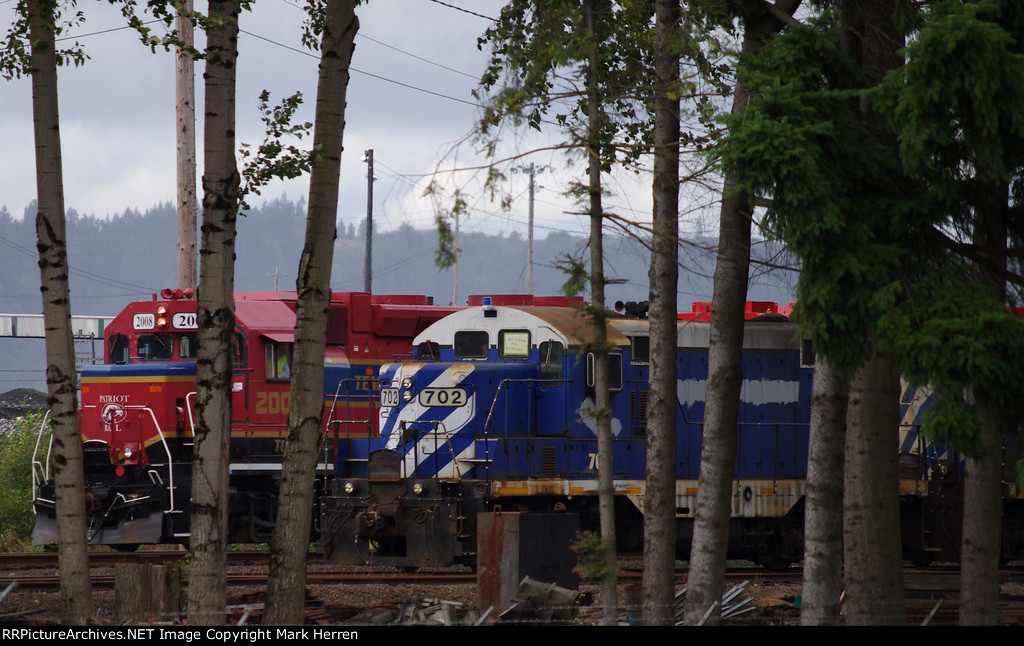 New & Old Power on the Columbia & Cowlitz