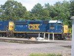 CSX 4441 & CSX 1554