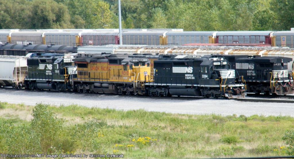 NS Bison Yard power