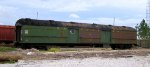 Southern baggage car #501