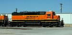 BNSF #1555 at the ready