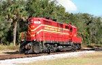Central Florida railroading