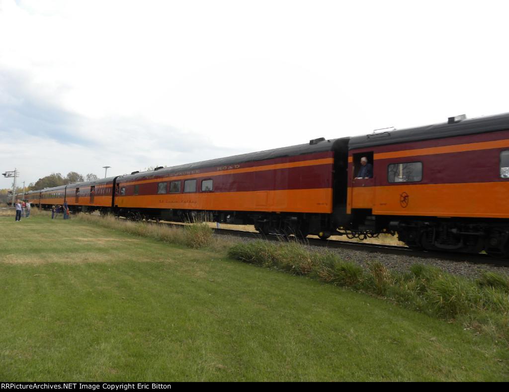 "MILW ""St. Croix Valley"" Passenger Car"