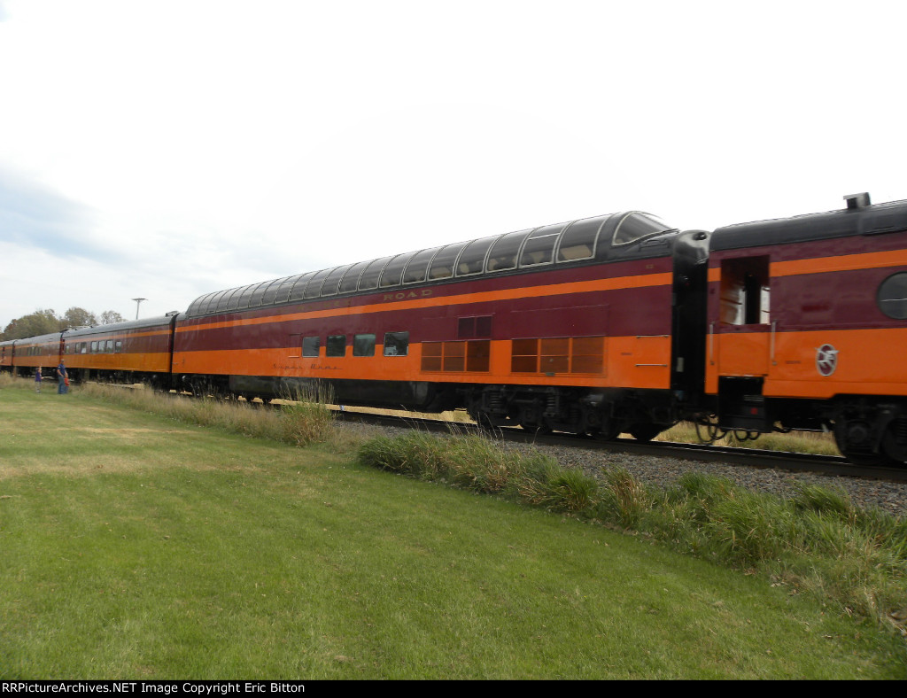 MILW's Super Dome Passenger Car/1,500TH UPLOAD PHOTO