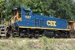 CSX 1147 on Q605