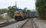 G522 rerouted grain train on the law