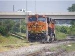 BNSF ES44DC 7896