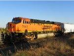 BNSF ES44DC 7441