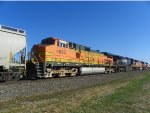 BNSF C44-9W 4050