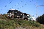 CSXT W991-09 at CP-WOOD