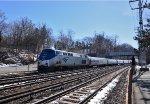 Amtrak P32AC 715