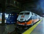 MTA and CDOT P32s