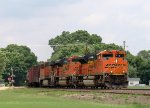 Eastbound BNSF Oil Train
