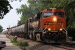 Eastbound BNSF Crude Oil Train