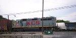 KCS 2850 (GP40-3)