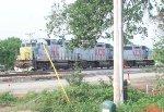 KCS 2841 AND 2979 (GP40-3)