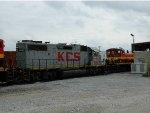 KCS 2028 (GP38-2)