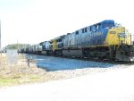 """""""DIVERSITY IN MOTION"""" CSX 5000 (AC60CW)  AND 519 (AC44CW)"""