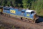 CSX 4805 (SD70MAC)