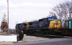 CSX 7816 AND 7859 (C40-8W)