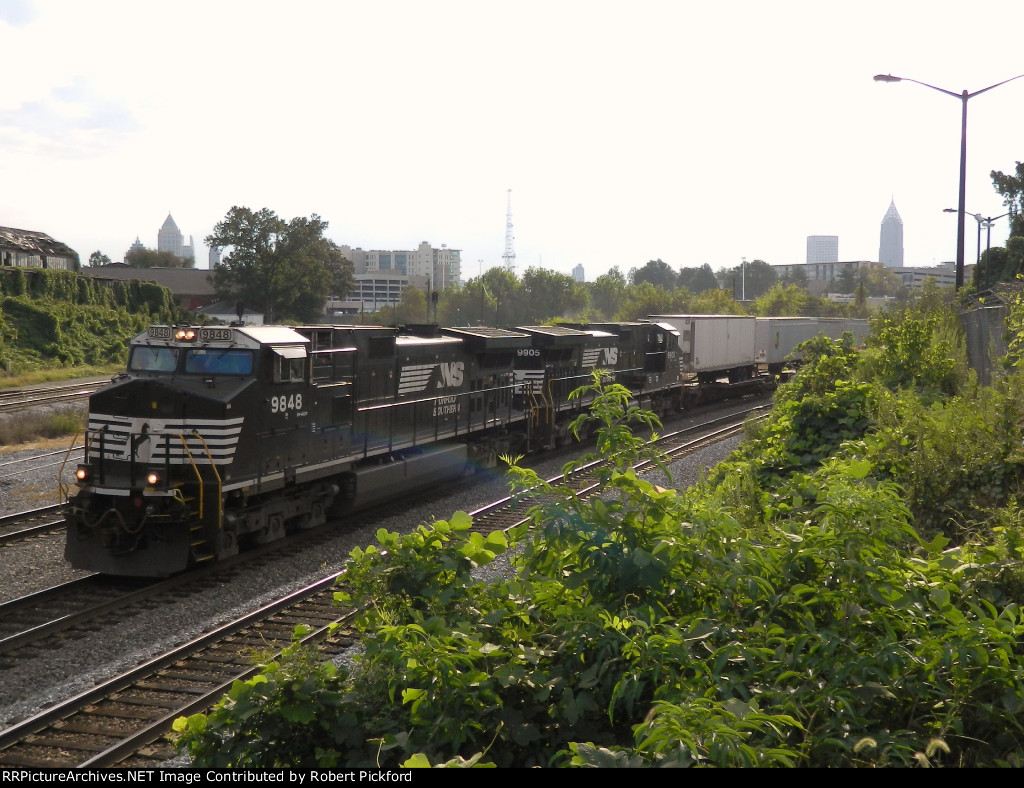 NS 9560 (C40-9W) AND 8332 (C40-8W)