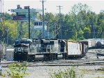 NS 7510 (ES40DC) AND 2504 (SD70)