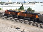 BNSF 6382 and BNSF 5973 - DPUs -