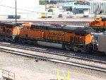 BNSF 6382 - DPU -