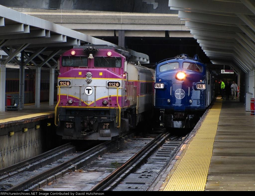 Business Train