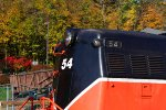 The Stourbridge Line Fall Foliage Excursion at the Wayne County Chamber of Commerce