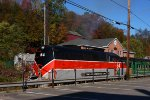 The Stourbridge Line Fall Foliage Excursion departing Wayne County Chamber of Commerce