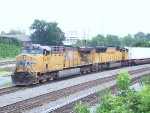 UP 5490 (AC45CCTE) AND 4728 (SD70M)