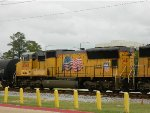 UP 4846 (SD70M)