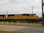 UP 4039 (SD70M)