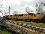 UP 4039 AND 4846 (SD70M)