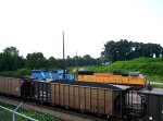 UP 4232 (SD70M) WITH CEFX 3153