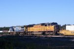 UP 4198 (SD70M)