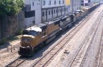 UP 4107 (SD70M)