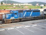CEFX 3158 (SD40-2)