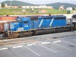 CEFX 3158 (SD40-2)