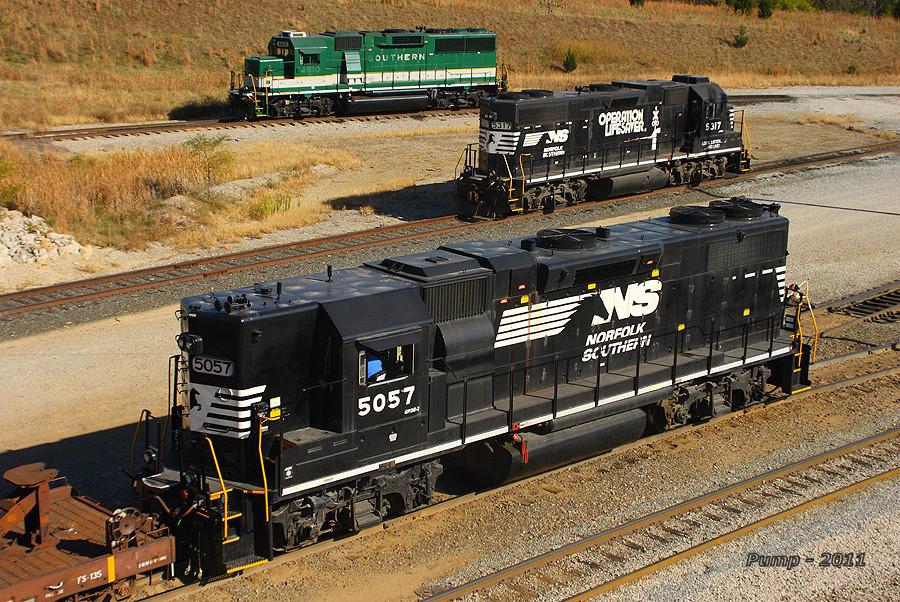 NS Locomotives