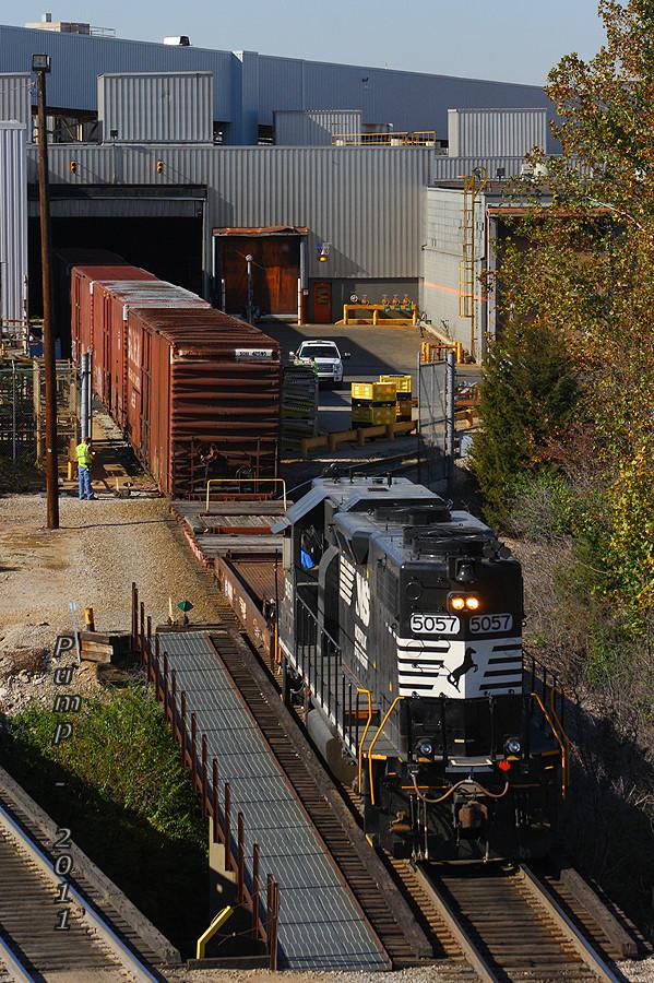NS Yard Job Train