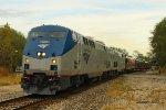 Westbound Amtrak-AAPRCO 34th Annual Convention Special Train