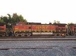 BNSF 5136 (C44-9W)