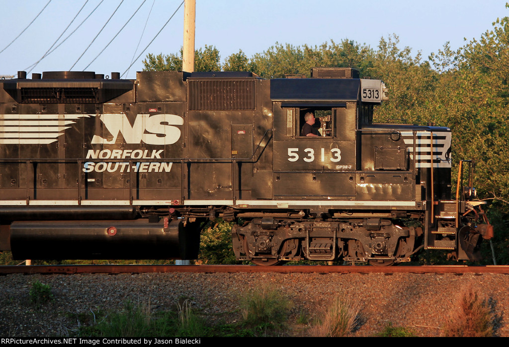 SA31 on the Southern Secondary