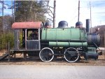 Rockton & Rion Railroad 20 (0-4-0T)